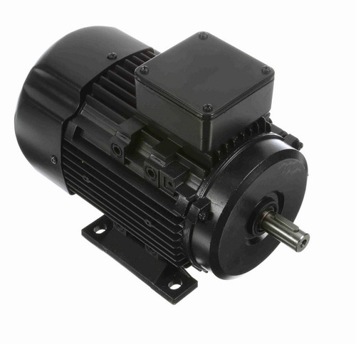 R313A Marathon 1 hp 0.75 kW 230/460V 1800 RPM 3-Phase 80 Frame TEFC (rigid base) Motor