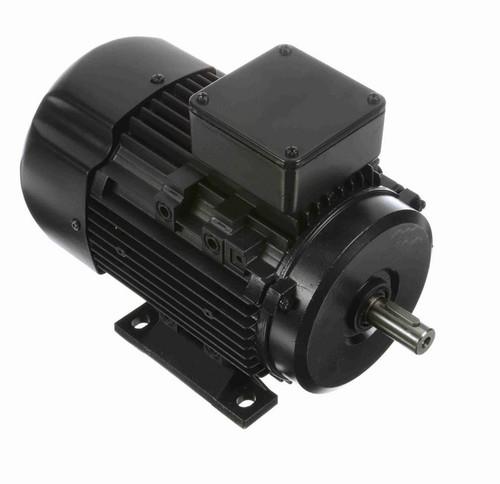 R313A Marathon 1 hp 0.75 kW 230/460V 1800 RPM 3-Phase 80 Frame TEFC (rigid base) Motor