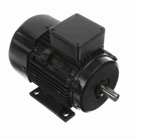 R413A Marathon 1 hp 0.75 kW 575V 1800 RPM 3-Phase 80 Frame TEFC (rigid base) Motor