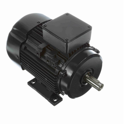 R416A Marathon 1 1/2 hp 01.1 kW 575V 1800 RPM 3-Phase 90S Frame TEFC (rigid base) Motor