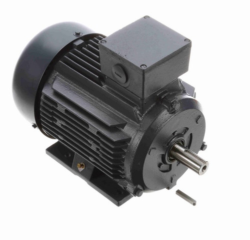 R317 Marathon 1 1/2 hp 01.1 kW 230/460V 1200 RPM 3-Phase 100L Frame TEFC (rigid base) Motor