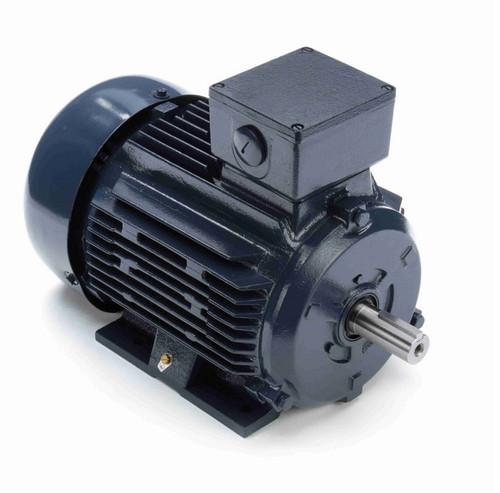 R320A Marathon 2 hp 1.5 kW 230/460V 1200 RPM 3-Phase 100L Frame TEFC (rigid base) Motor