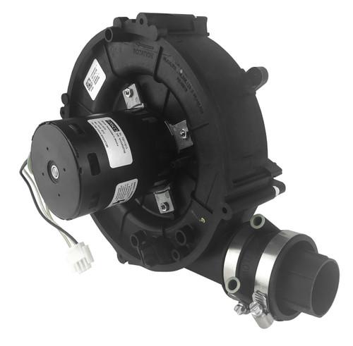 Fasco A070 Rheem Rudd Furnace Draft Inducer Blower (70-104157-02, 72112572)
