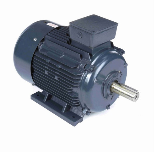 R347A Marathon 40 hp 30 kW 230/460V 1200 RPM 3-Phase 225M Frame TEFC (rigid base) Motor