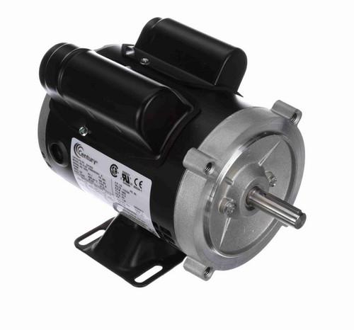 B416ES Century 1/3 hp 3600 RPM 56C Frame ODP (rigid base) 115/230V Motor