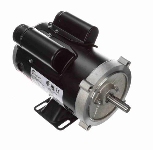 B652ES Century 3/4 hp 3600 RPM 56C Frame ODP (rigid base) 115/230V Motor