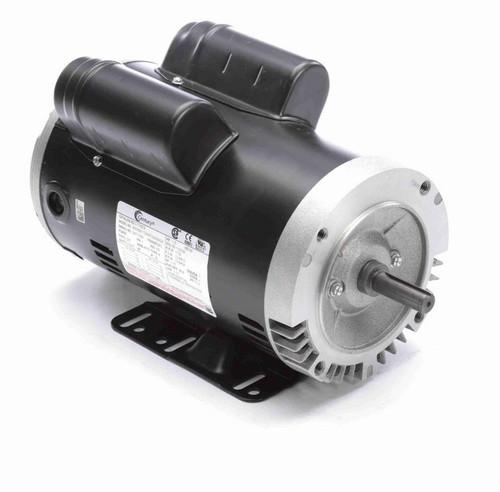C776ES Century 1 1/2 hp 1800 RPM 56C Frame ODP (rigid base) 115/230V Motor