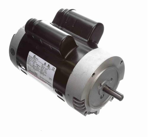 C445ES Century 1 hp 1800 RPM 56C Frame ODP (no base) 115/230V Motor