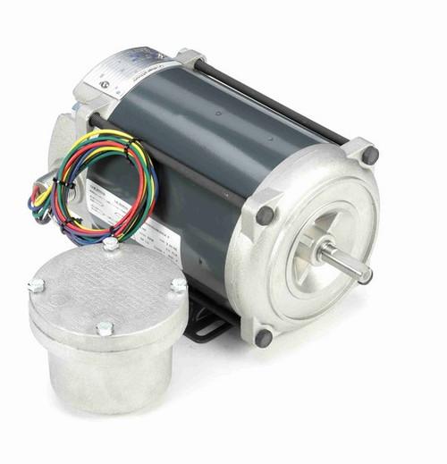 HG456 Marathon 1/6 hp 1800 RPM 115V Explosion Proof 48 Frame EPNV (rigid base) Motor