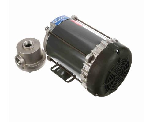 C1801 Marathon 1/4 hp 1200 RPM 115V Explosion Proof 56 Frame EPFC (rigid base) Motor