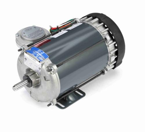 G655 Marathon 1/2 hp 1200 RPM 115/208-230V Explosion Proof 56 Frame EPFC (rigid base) Motor