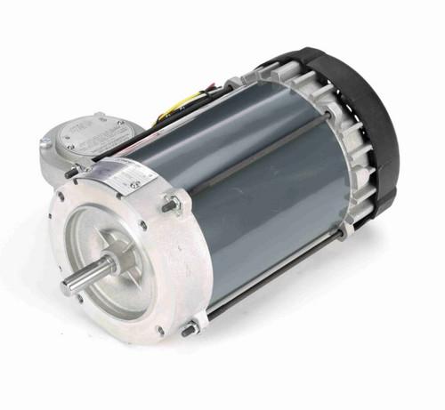 G870 Marathon 1 hp 1800 RPM 115/208-230V Explosion Proof 56C Frame EPFC (no base) Motor