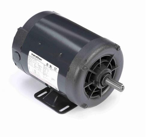 G086A Marathon 3/4 hp 1800 RPM 575V 3-Phase 56 Frame ODP (rigid base) Motor