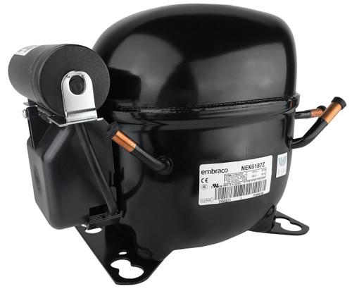 NEK6187Z embraco Refrigeration Compressor, R134a