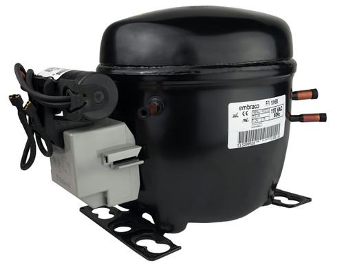FFI10HBX embraco Refrigeration Compressor, R134a