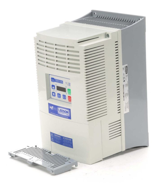 174619.00 Leeson SM2 AC Adjustable Speed VFD Drive 20HP 200-240V