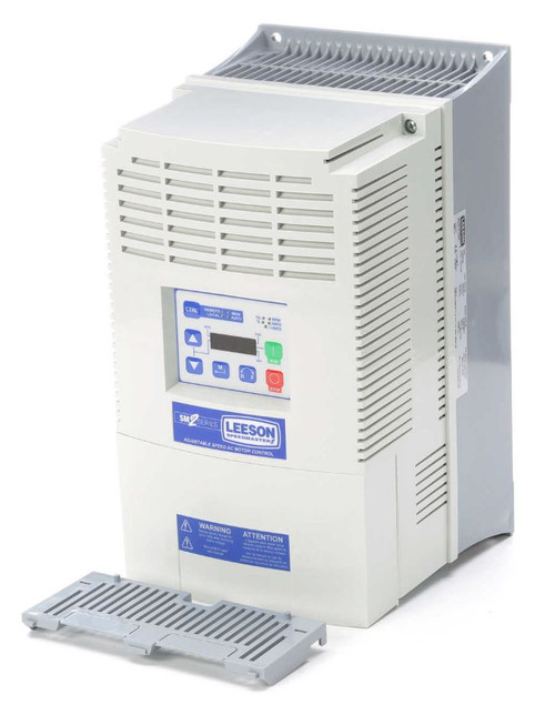 174630.00 Leeson SM2 AC Adjustable Speed VFD Drive 25HP 400-480V