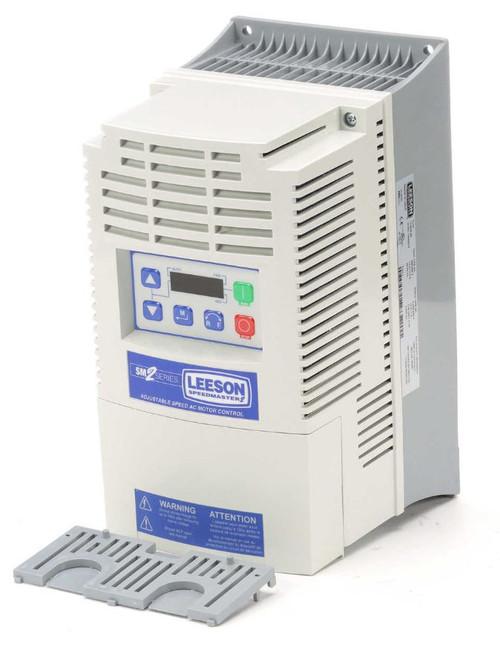 174636.00 Leeson SM2 AC Adjustable Speed VFD Drive 10HP 480-590V