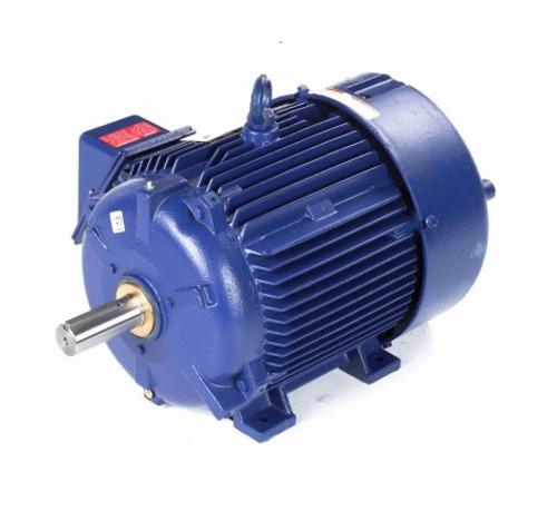 W544A Marathon Severe Duty 15 hp 3600 RPM 460V 3-Phase 254T Frame TEFC (rigid base) Motor