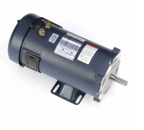 Z669 Marathon 1 hp 24 V DC 1750 RPM Perm. Magnet C-Face 56C Frame TEFC (rigid base)