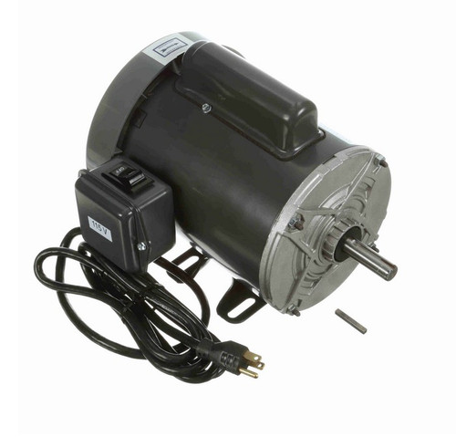 C663 Marathon 1 hp 3600 RPM 115/230V TEFC 56 Frame (Farm Duty) Motor