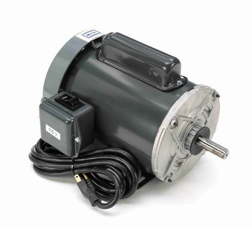C662 Marathon 1 1/2 hp 3600 RPM 115/230V TEFC 56 Frame (Farm Duty) Motor
