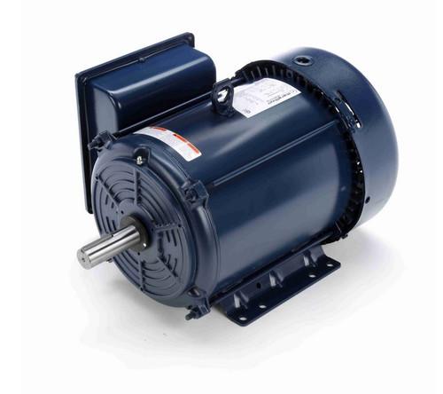 Z115 Marathon 7 1/2 hp 1800 RPM 230V TEFC 215TZ Frame (Extra Torque Farm Duty) Motor
