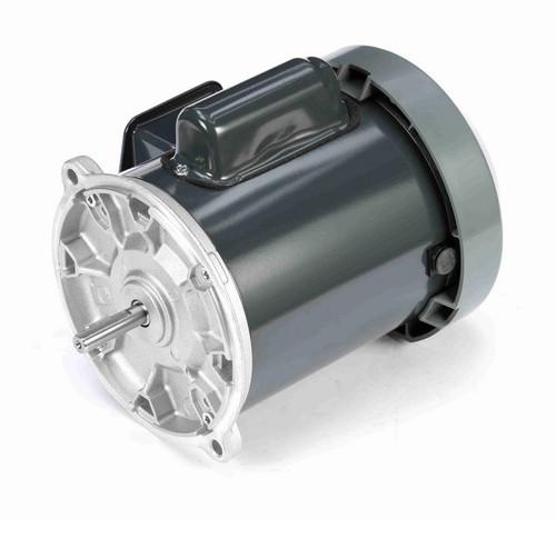 C1293 Marathon 3/4 hp 1800/1500 RPM 115/208-230V TEFC 56NY Frame Auger Motor