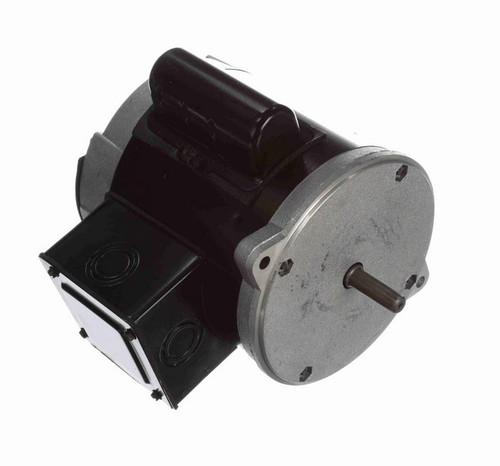 C330 Century 1/3 hp 1800 RPM 115/230V TENV 56N Frame Auger Motor