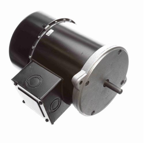 C347 Century 3-Phase 3/4 hp 1800 RPM 208-230/460V TEFC 56N Frame Auger Motor