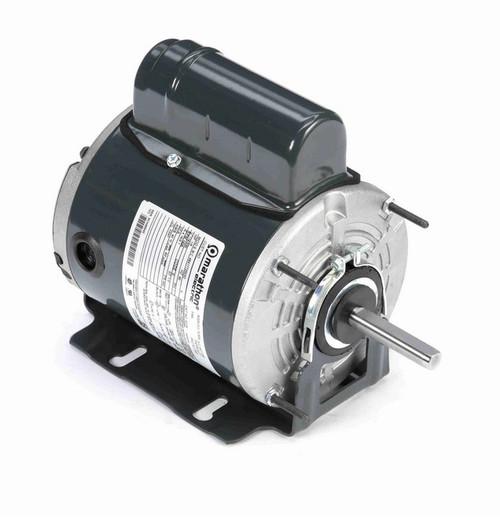 X025 Marathon 1/3 hp 1800 RPM 115/230V TEAO 48Z Frame PSC Farm Motor