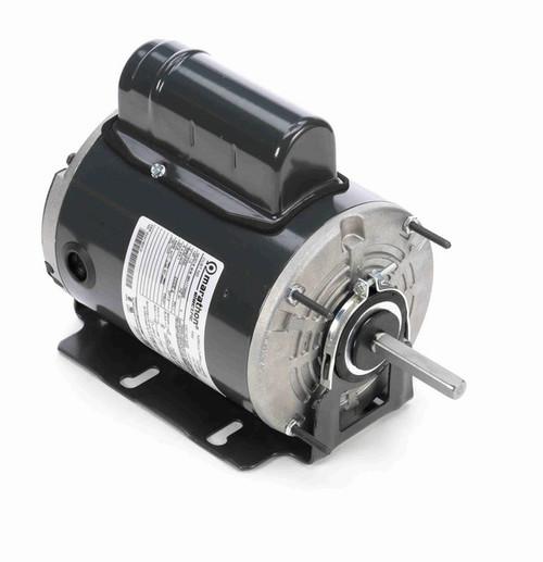 X028 Marathon 1/3 hp 1200 RPM 115/230V TEAO 48Z Frame PSC Farm Motor