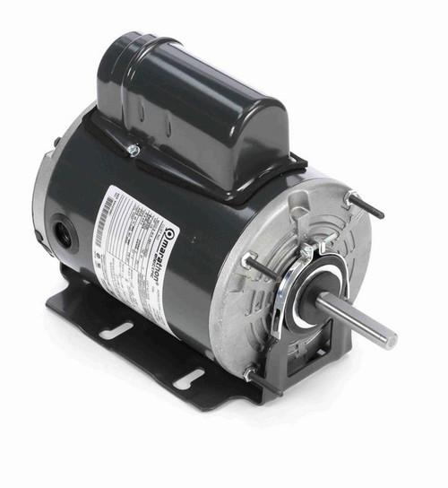 X029 Marathon 1/2 hp 1200 RPM 115/230V TEAO 48Z Frame PSC Farm Motor
