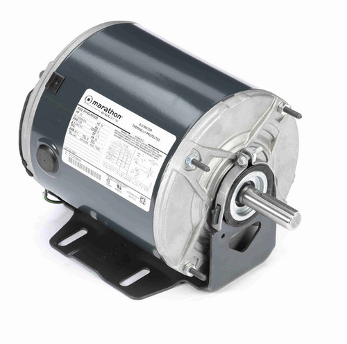 H247 Marathon 1/2 hp 1800 RPM 115/208-230V TEAO 56 Frame Split-Phase Farm Motor