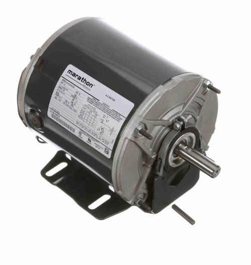 H276 Marathon 1/2 hp 1800 RPM 115/208-230V TEAO 56 Frame Split-Phase Farm Motor