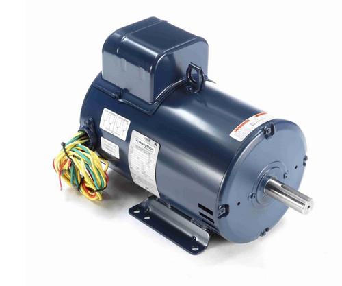 Z305A Marathon 5 HP 3600 RPM 184TZ Frame 230V DPAO Crop Dryer Motor