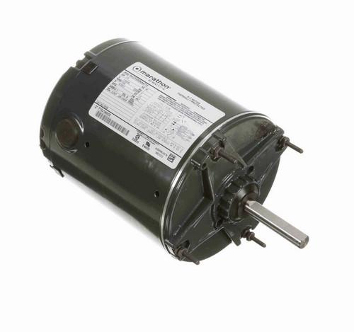 P239 Marathon 1/3 hp 1800 RPM 115/230V TENV 56Y Frame PSC Farm Motor