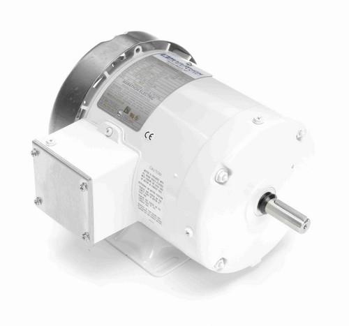 N320 Marathon 3/4 hp 1800 RPM 208-230/460V 3-Phase 56 Frame TEFC (rigid base) Washdown Motor