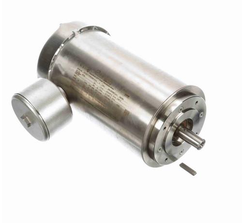 R724 Marathon 3/4 hp 3.7 kW 208-230/460V 1800 RPM 3-Phase 80 Frame B14 TEFC (no base) Motor