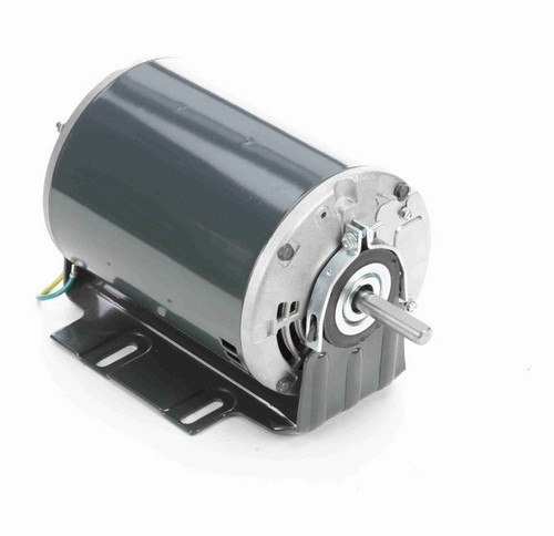 B401 Marathon 1/2 hp 1-speed 115V 1800 RPM ODP 56 Frame (resilient base) Attic Fan Motor