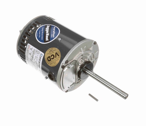 X500-P Marathon 1/2 hp 3-phase 200-230/460V 1200 RPM OPAO 56Z Frame Condenser Fan Motor