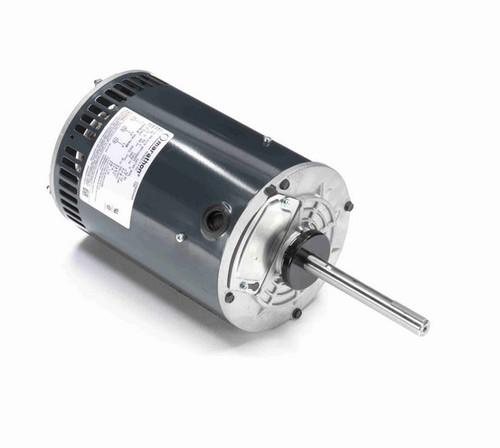 X524 Marathon 1 1/2 hp 3-phase 575V 1200 RPM OPAO 56Y Frame Condenser Fan Motor