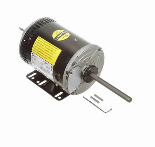 H1056AV1 Century 3/4 hp 3-phase 200-230/460V 1200 RPM OPAO 56HZ Frame Condenser Fan Motor