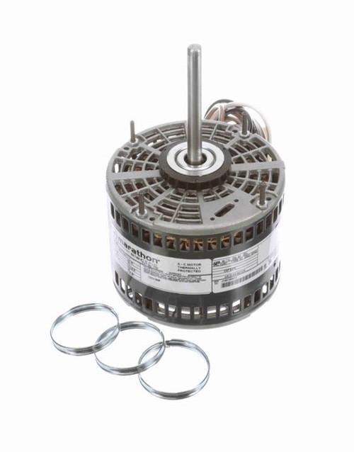 X006 Marathon 1/4 hp 208-230V 1200 RPM (3 speed) OPAO 48Y Frame Blower Motor