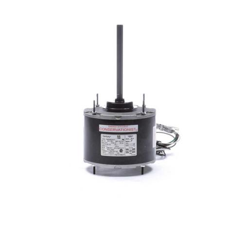 FSE1016SV1 Century 1/6 hp 1075 RPM, 1-Speed, 208-230V, 60°C Condenser Motor