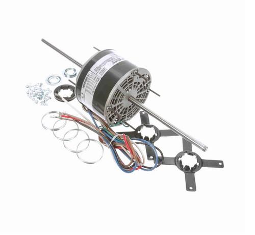 X056 Marathon 1/8 hp 115V 1200 RPM (3 speed) OPAO 48Y Frame Double-Shaft Blower Motor