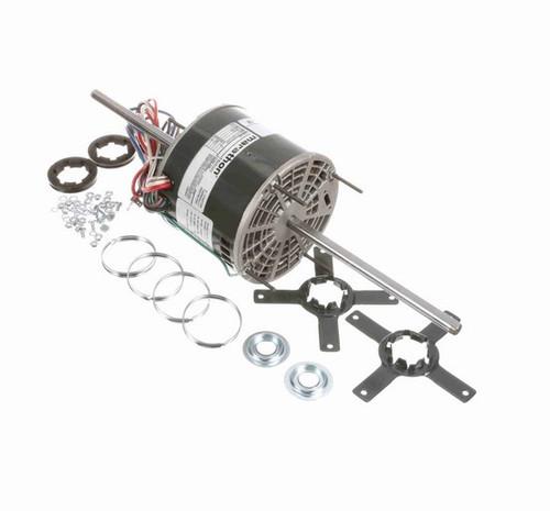 X045 Marathon 1/3 hp 208-230V 1200 RPM (3 speed) OPAO 48Y Frame Double-Shaft Blower Motor
