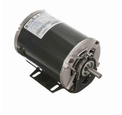 4322 Marathon 1/6 hp (2 speed) 115V 1800/1200 RPM ODP 48 Frame Resilient Base  Blower Motor