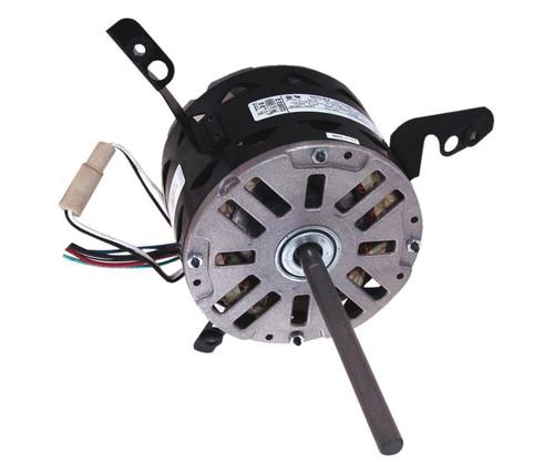 "1/6 hp 1075 RPM 3-Speed 277V 5.6"" Diameter Furnace Motor Century # 9431A"