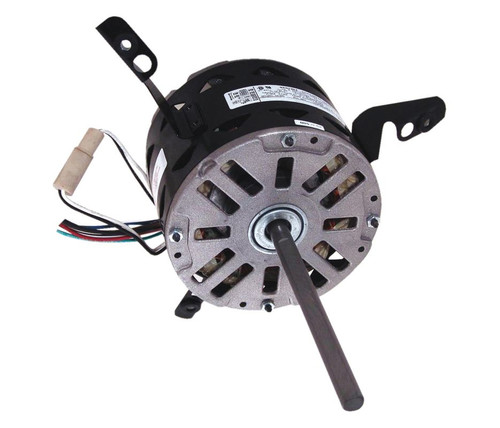 "FML1026 Century 1/4 hp 1075 RPM 3-Speed 115V 5.6"" Diameter Furnace Motor Century # FML1026"